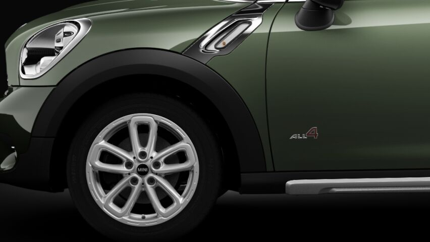 MINI Cooper D All4 Countryman light alloy wheels