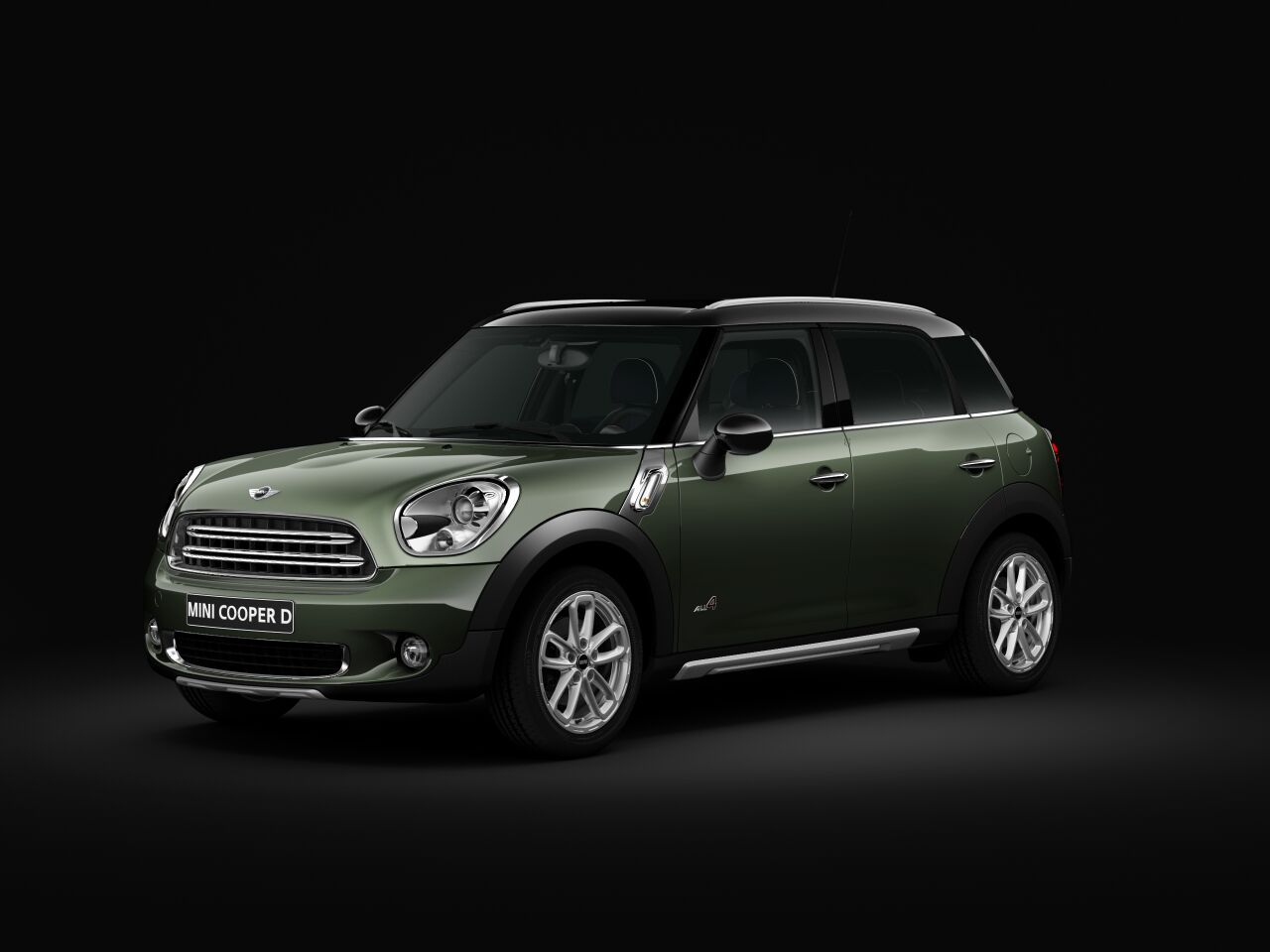 MINI Countryman large side view