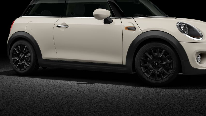 MINI One Hatch 3-Door Wheel arches