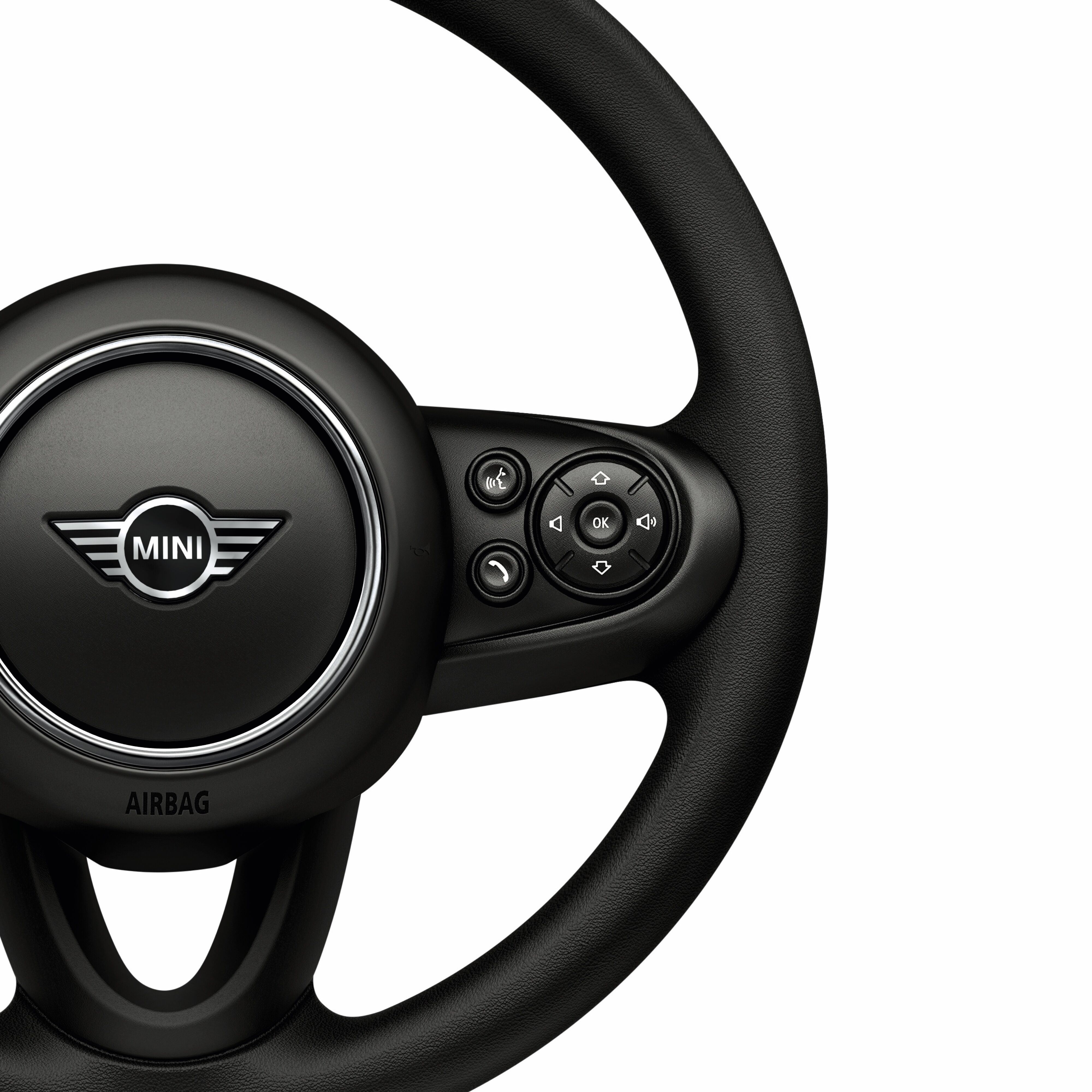 Multifunction for steering wheel
