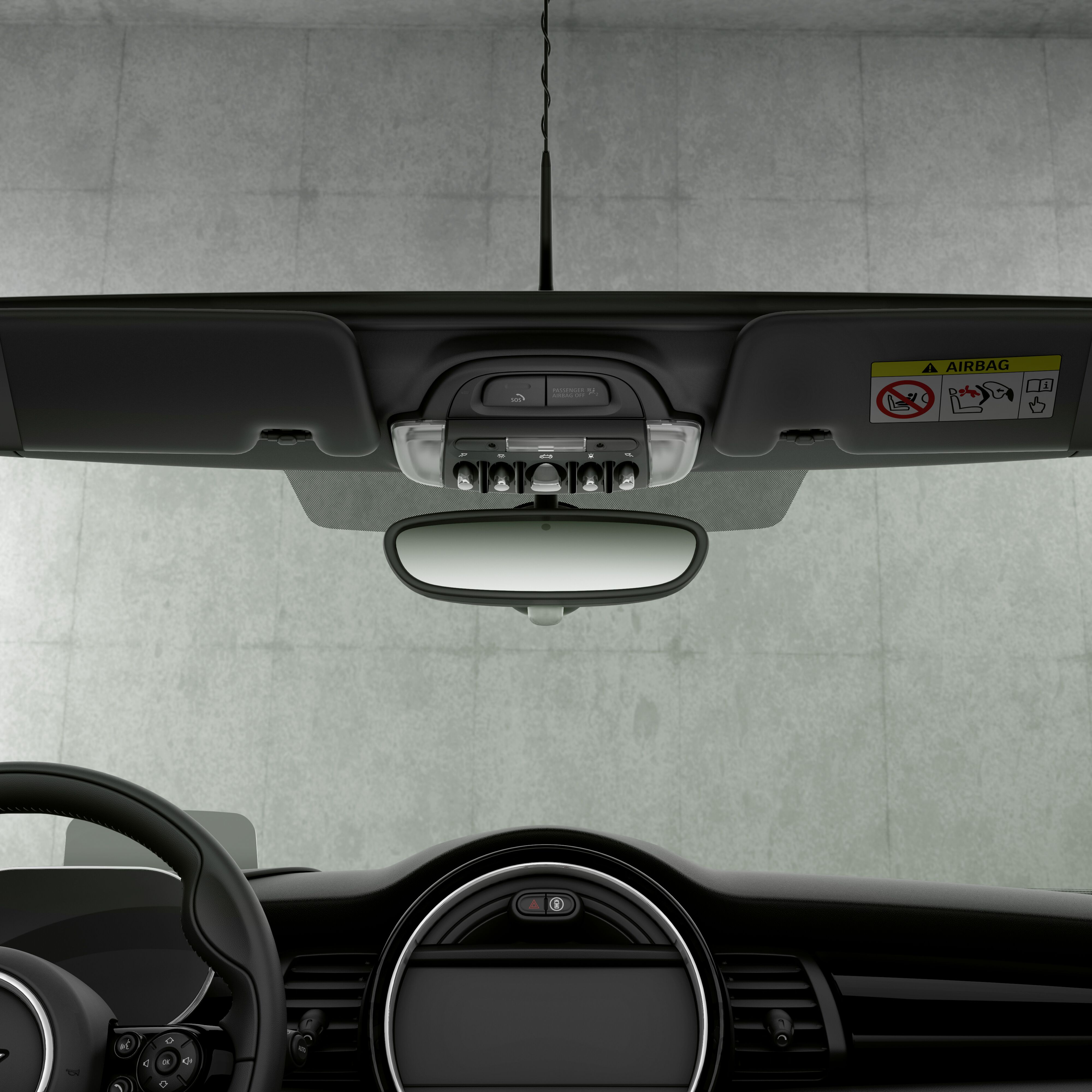 Extended Interior Light Package