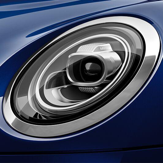 LED Headlights met uitgebreide functies