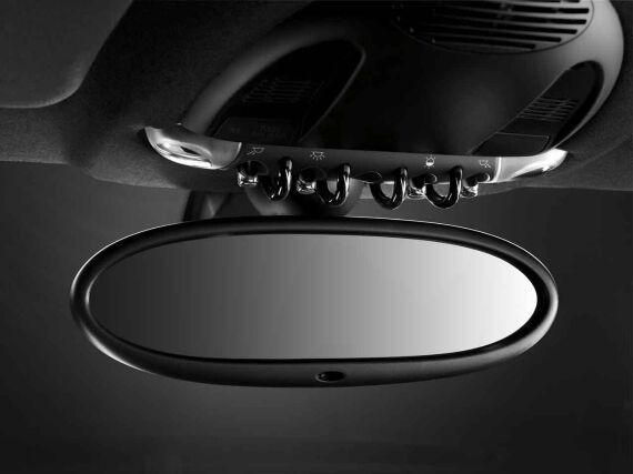 Automatic anti-dazzle interior mirror