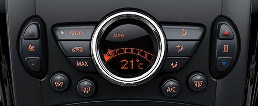 Climatisation à réglage électronique
