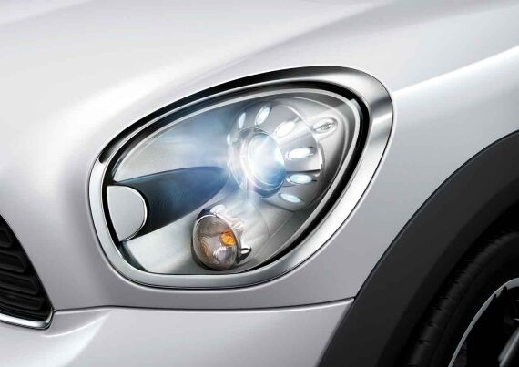 Xenon-Licht für Abblend- und Fernlicht