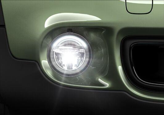 LED-Nebelscheinwerfer