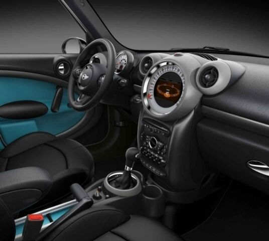 Interior World Carbon Black