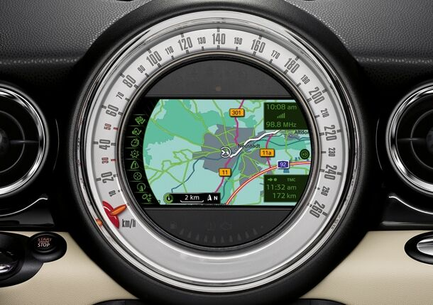 MINI Navigation System