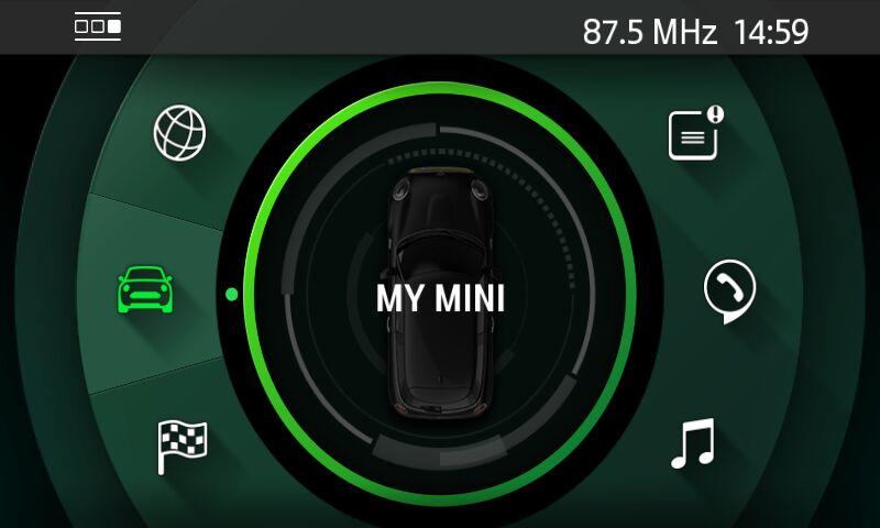 Radio MINI Visual Boost