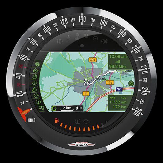 MINI Système de navigation