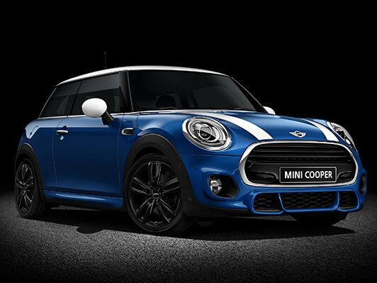 John Cooper Works Aerodynamic Kit