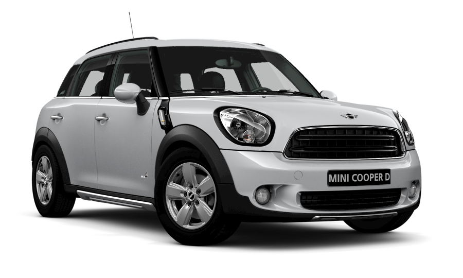 MINI Cooper D Crossover All4