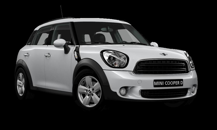 MINI Cooper D Crossover
