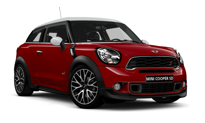 MINI Cooper SD Paceman ALL4