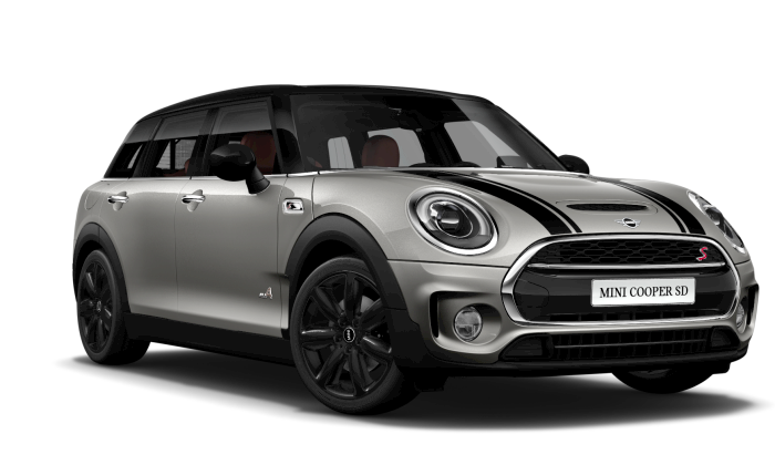 MINI Cooper SD Clubman ALL4