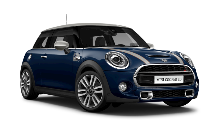 MINI Cooper SD 3 PORTE Seven Edition