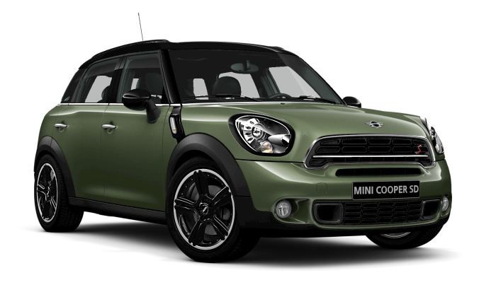 MINI Cooper SD Crossover