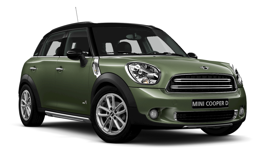MINI COOPER D ALL4 COUNTRYMAN