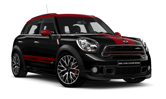 MINI JOHN COOPER WORKS ALL4 COUNTRYMAN