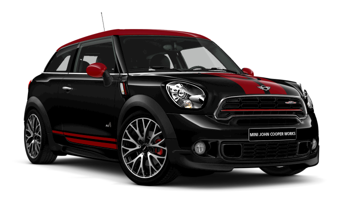 MINI JOHN COOPER WORKS ALL4 PACEMAN