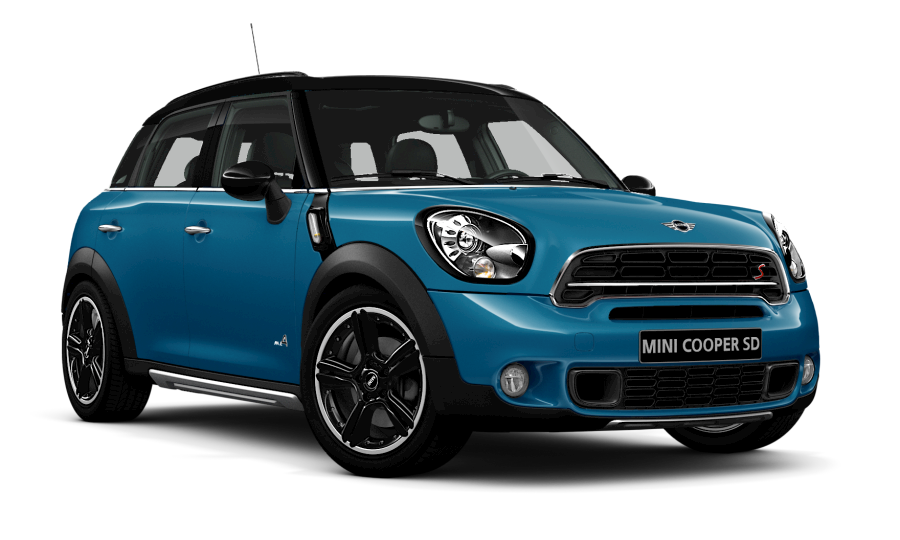 Cooper SD Countryman ALL4