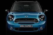 MINI Cooper S Countryman front profile