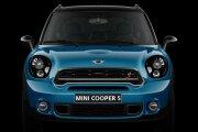 MINI Cooper S Countryman front profile
