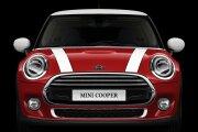 MINI Cooper 3 Door Front profile