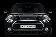 MINI Cooper SD 3 Door Hatch Front Profile
