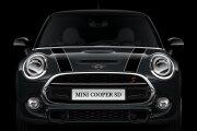 MINI Cooper SD 3 Door Hatch Front Profile