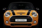 MINI Cooper S 3 Door Front Profile View