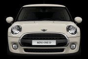 MINI ONE D front view
