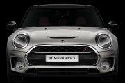 MINI Cooper S Clubman front profile