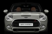 MINI Cooper S Convertible front profile