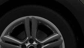 """18"""" легкосплавные диски 5-Star Double Spoke Composite, матово-антрацитового цвета"""