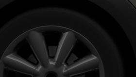 "18"" легкосплавные диски Turbo Fan Style, темно-серго цвета"