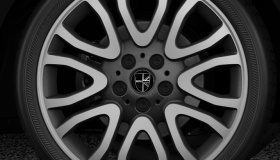 "18"" MINI Yours Vanity Spoke alloy wheels in two-tone"