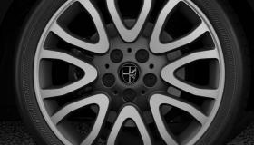 """18"""" MINI Yours Vanity Spoke alloy wheels in two-tone"""