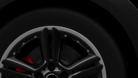 """18"""" 5-Star Double Spoke Alloy Wheels in Black"""