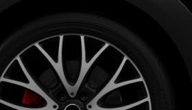 """19"""" Cross Spoke Crusher Alloy Wheels in Black"""