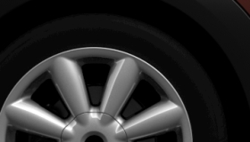 """18"""" Turbo Fan Alloy Wheels in Silver"""
