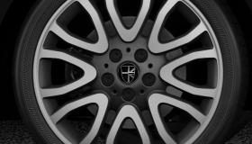 "18"" Lt/Aly wheels MINI Yours Vanity Spoke two-tone"