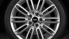 """17"""" Lt/Aly wheels Tentacle Spoke silver"""