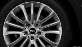 17'' light alloy wheels Net Spoke silver
