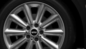 """17""""light alloy wheels Vent Spoke silve"""
