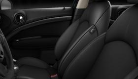 Leather Gravity Carbon Black