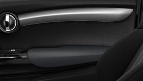 MINI Yours Interior Style Fibre Alloy