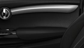 Interior surface Dark Silver