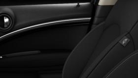 Interior surface Piano Black