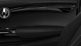 Interior trim - Piano Black